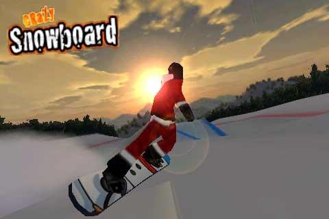 疯狂滑雪板APP截图