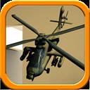 模拟直升飞机