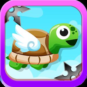 神奇的乌龟非常跳跃-不要碰忍者明星