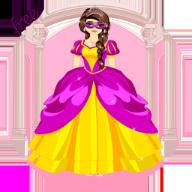 威尼斯公主装扮