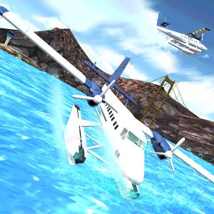 水上飞机比赛对手