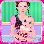 新生婴儿诊所游戏