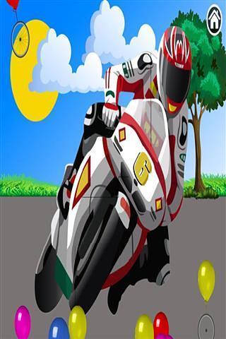 幼儿摩托车