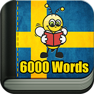 学习瑞典语 6000 单词