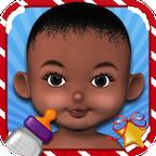 圣诞老人婴儿护理