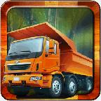 3D森林卡车游戏