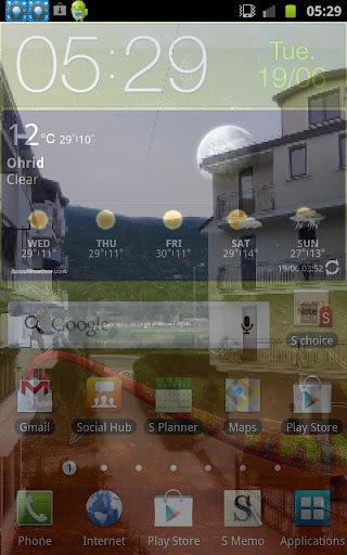 透明屏幕APP截图