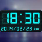 LED数字桌面时钟