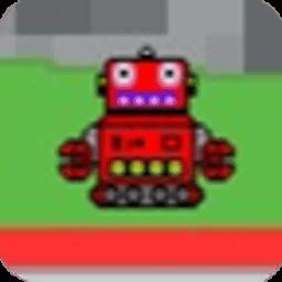 机器人射飞猪