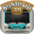 公交车司机3D