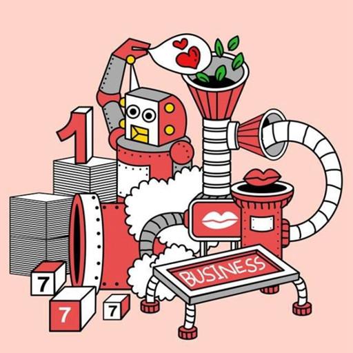 愤怒的机器人