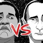 奥巴马VS普京