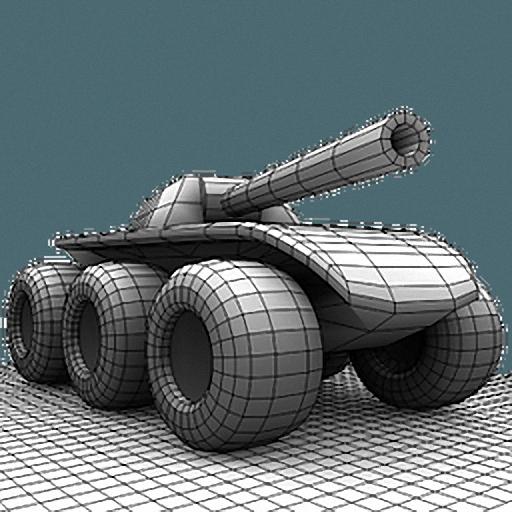 炮塔压修正版